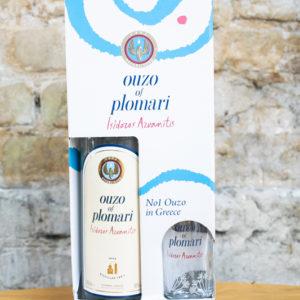 מארז אוזו פלומרי+כוס